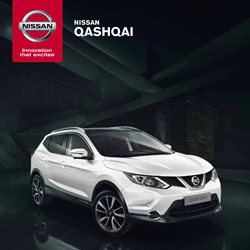 Nissan offers in the Чернігів catalogue