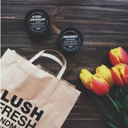 Lush offers in the Київ catalogue