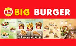 Big Burger offers in the Хмельницький catalogue