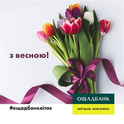 Банки offers in the Ощадбанк catalogue in Київ